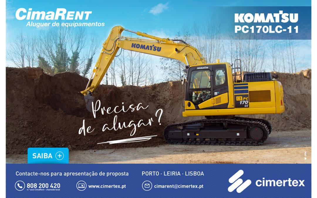 Campanha PC170LC-11 CimaRent