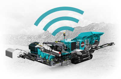Powerscreen Pulse