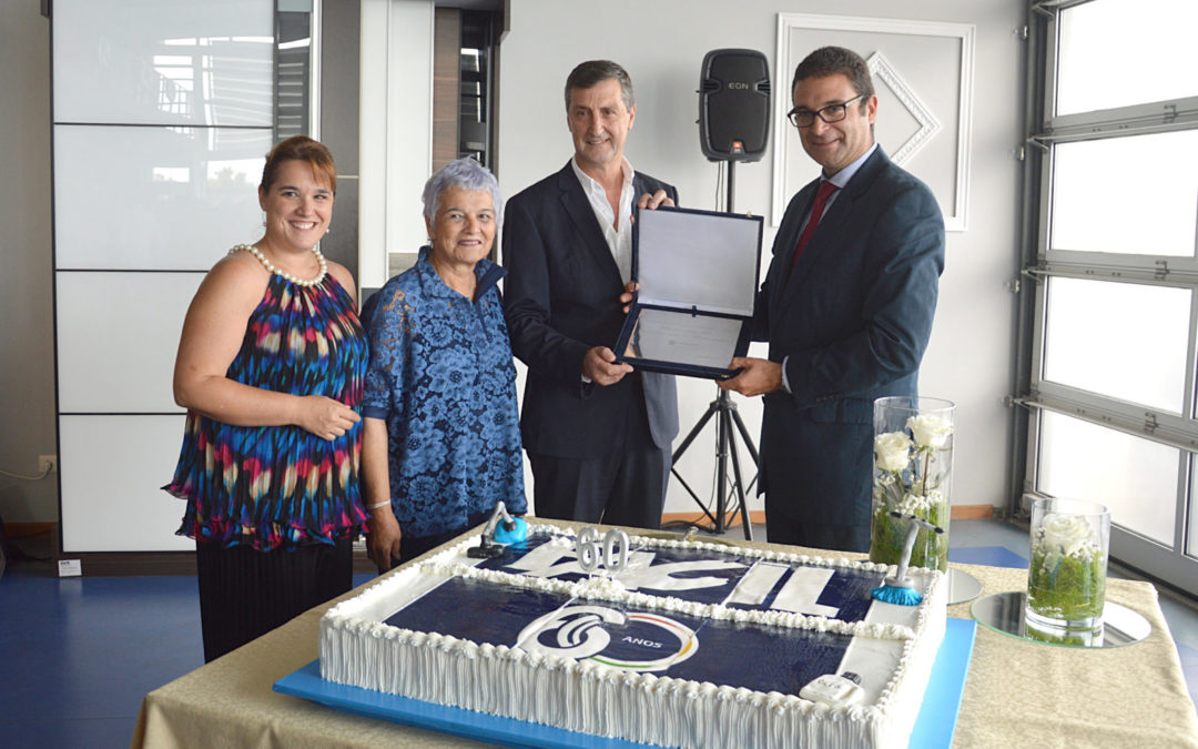 Fácil Inova Lda celebrates its 60th anniversary in September and Cimertex…