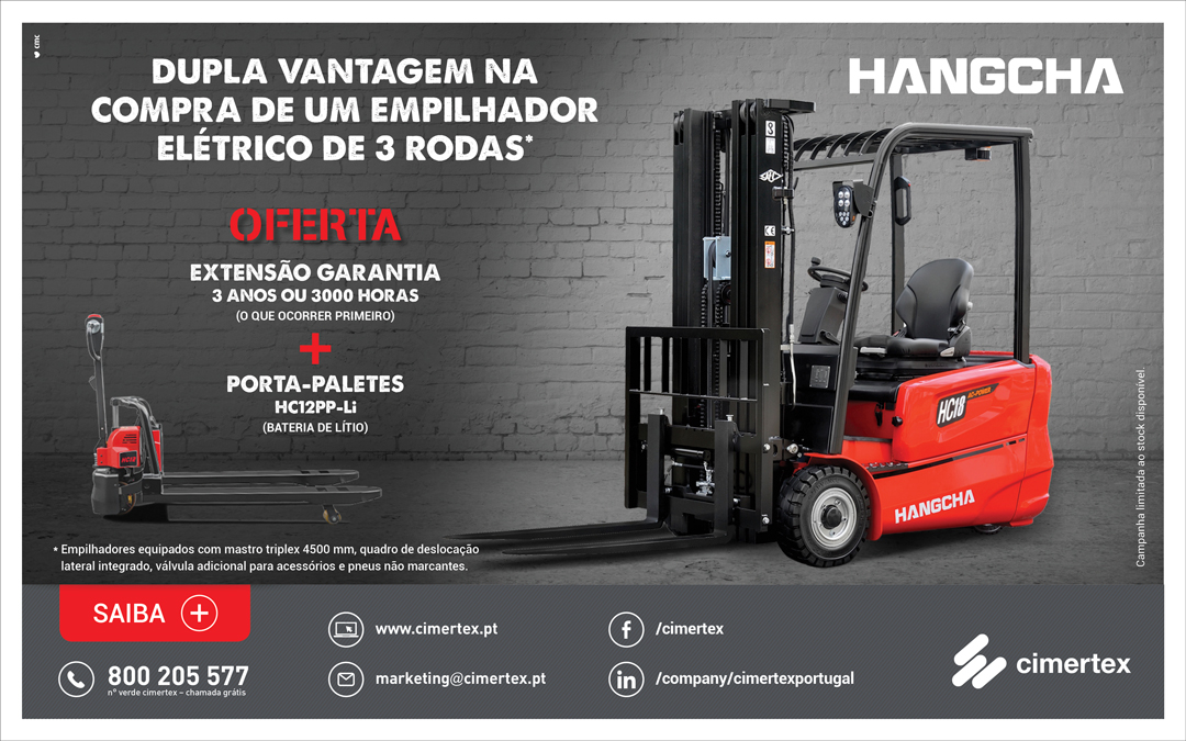 Hangcha Forklifts Campaign